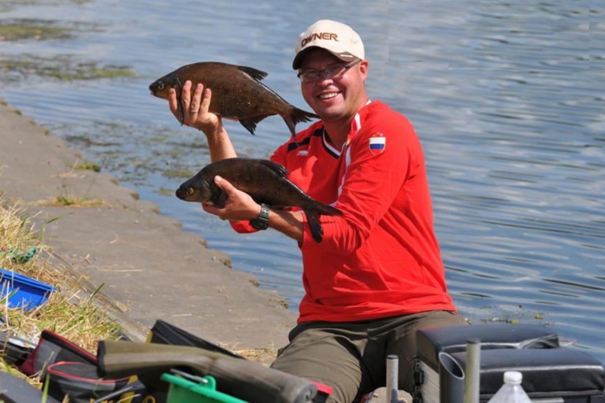 рыбалка на фидер с александром фадеевым